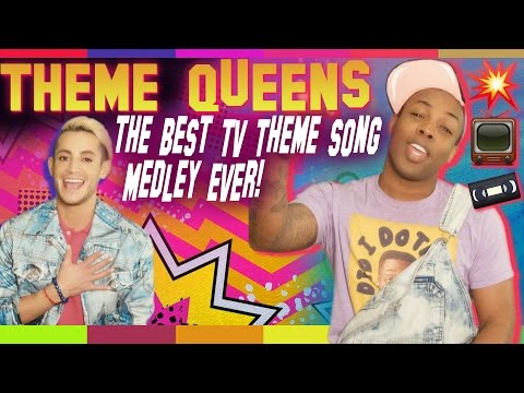 Theme Queens by Todrick Hall ft. Frankie Grande