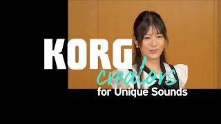 KORG Creators - for Unique Sounds Vol.2
