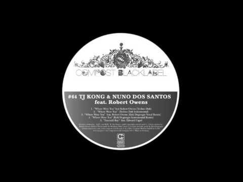 TJ Kong & Nuno Dos Santos - Emerald Bay feat. Edward Capel