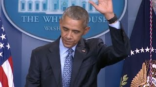 Highlights from Obama's final press conference as president