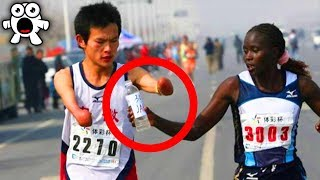 Incredible Acts of Kindness Caught On Camera