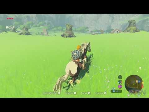 The Legend of Zelda: Breath of the Wild. Vídeo-análisis