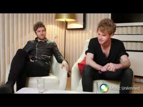 Music Unlimited presents Kodaline