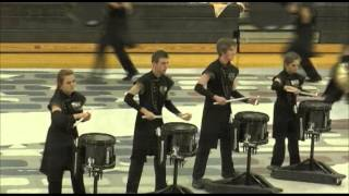 2014 azle high school indoor drumline multi angle