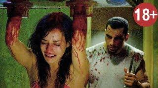 Самые кровавые сцены из фильмов ужасов. 18+