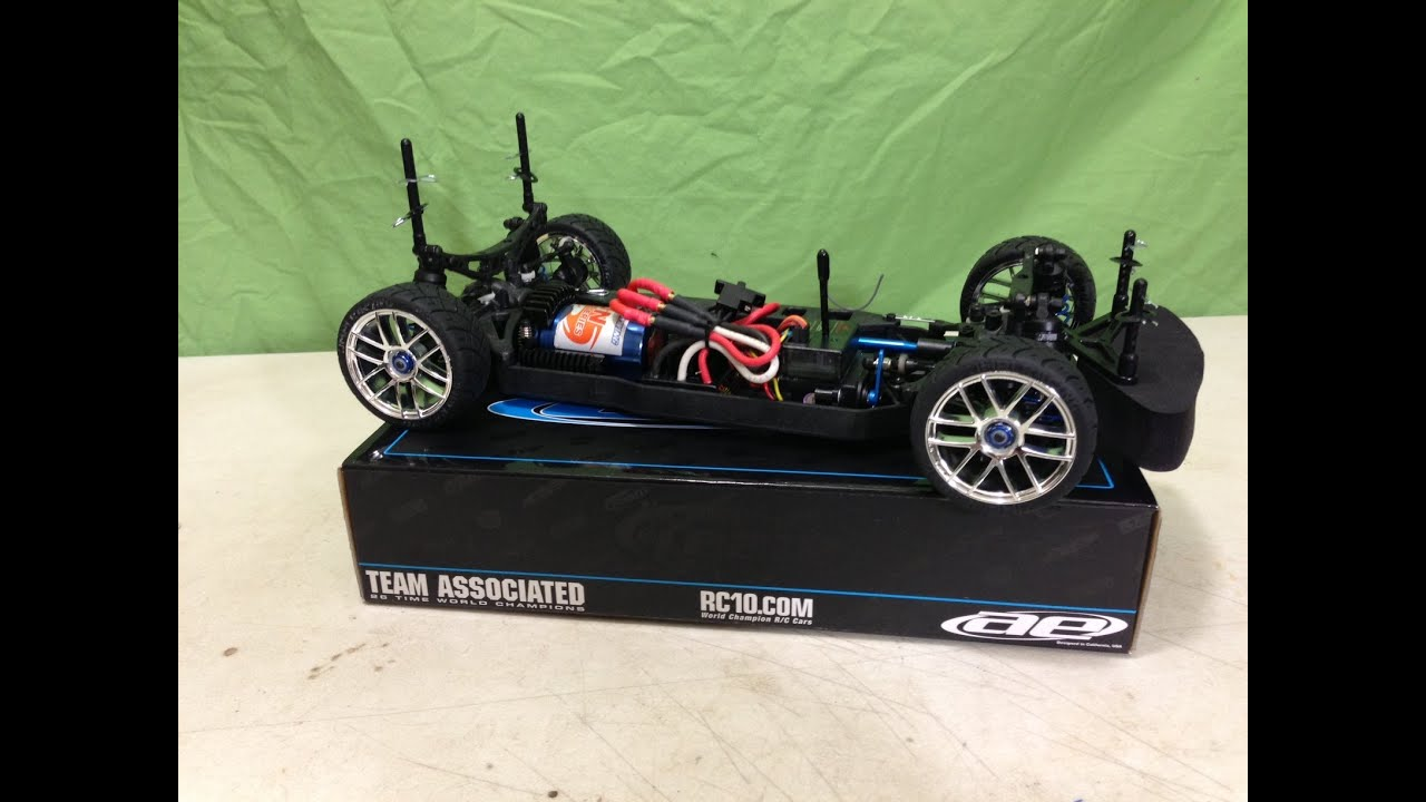 Team Associated TC4 Club Racer Build