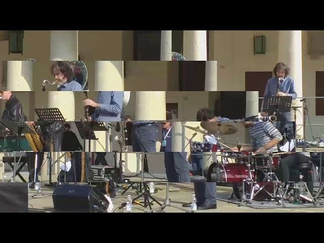 Valdobbiadene jazz open stage