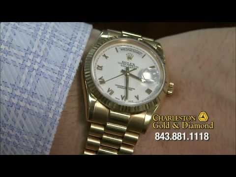 charleston gold and exchange commercial with