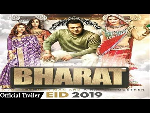 Bharat (भारत) -  Official Trailer...