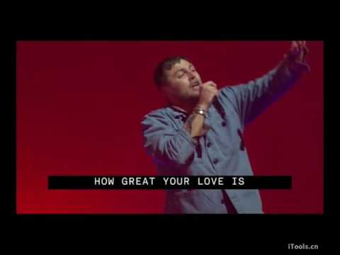 Hillsong at Passion 2017 II (best Audio than video)