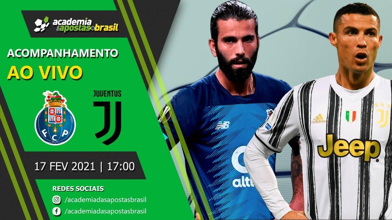 Fc Porto Vs Juventus Ao Vivo Liga Dos Campeoes Acompanhamento Youtube
