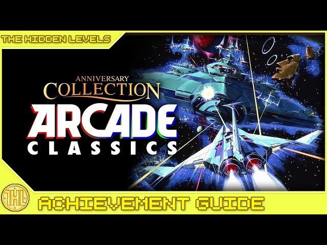 Konami Arcade Classics Anniversary Collection Achievement Guide/Tips (X1/PS4)