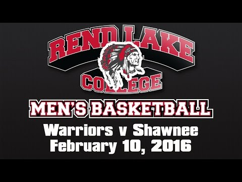 Men's Basketball: Rend Lake College v Shawnee Community College  2-10-2016