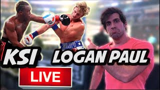 2000€ PER VEDERE KSI VS LOGAN PAUL - highlights