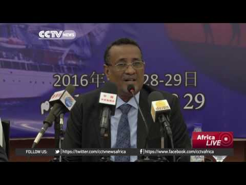 The 2nd China-Sudan Industrial and Commercial Dialogue underway in Khartoum