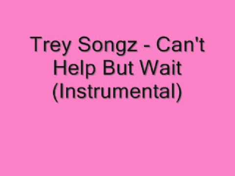 Trey Songz  Cant Help But Wait Instrumental