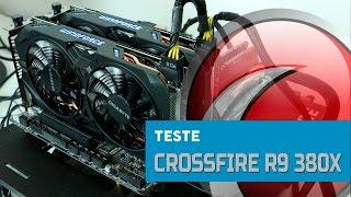 TESTE - Gigabyte R9 380X G1 Gaming em 2-Way Crossfire