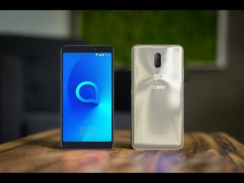 Alcatel 3V New Smartphone - 2018