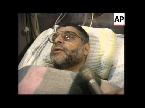 GNS Israel tries to kill Hamas leader, a'math, reax, funerals