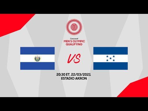 CMOQ 2020 | El Salvador vs Honduras