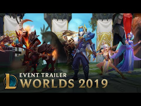 Worlds 2019: The Future is Ours | Event Trailer - League of