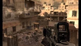 Call of Duty 4 on Intel HD 3000
