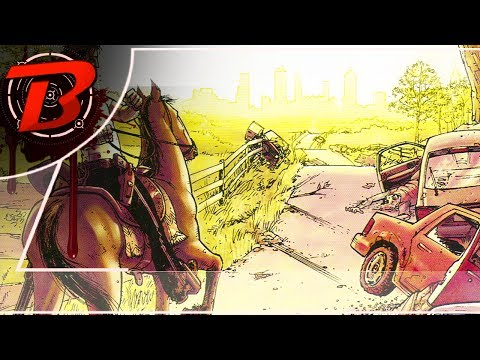 The Walking Dead - Episodio 2 - Dublado Motion Comic ( Image Comics ) 🎬