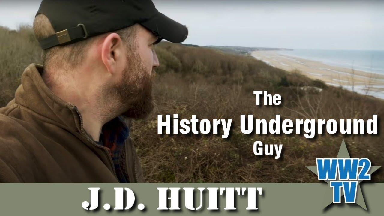 Download History Underground - J.D. Huitt
