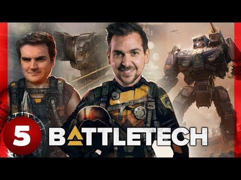 Battletech #5 - The Benefactor