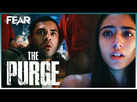 Miguel And Penelope Are Reunited | The Purge (TV Series)