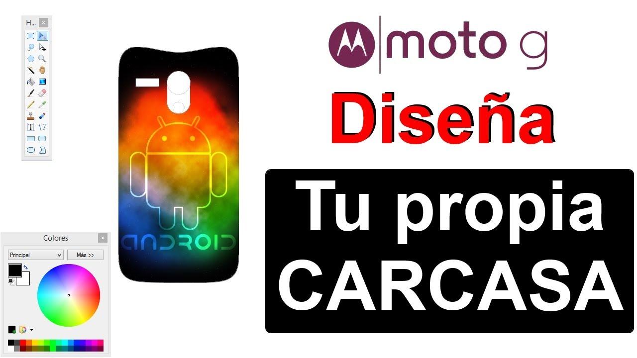 Motorola moto g dise a tu carcasa gratis para imprimir - Disena tu cocina online gratis ...
