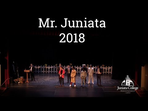 Mr. Juniata 2018 | Juniata College