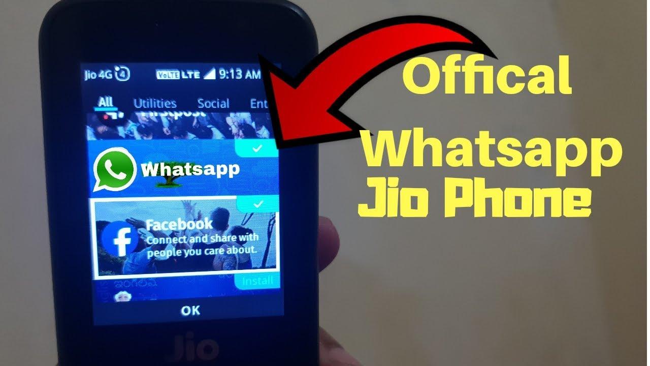 jio phone youtube app install