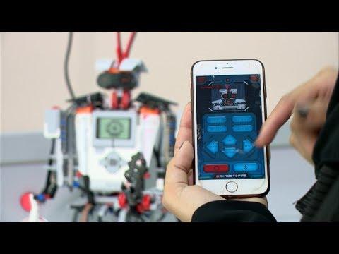 4TECH - كيف تطور الروبوتات في جامعة عفت للفتيات في مدينة جدة السعودية  - 13:21-2017 / 10 / 15