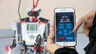 4TECH - كيف تطور الروبوتات في جامعة عفت للفتيات في مدينة جدة السعودية