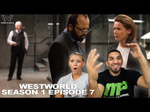 Download Westworld Season 1 Episode 7 'Trompe L'Oeil' REACTION!!