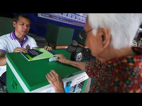 تايلاند: مواجهة بين قائد الانقلاب و-جبهة ديمقراطية- في انتخابات طال تأجيلها…  - نشر قبل 2 ساعة