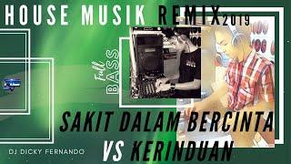 DJ KENDANG JAIPONG DANGDUT CAMPURAN TERBARU 2019,  DJ DF l  SAKIT DALAM BERCINTA VS KERINDUAN