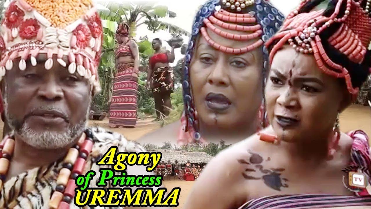 Download Agony Of Princess Uremma Season 1 - (New Movie) 2018 Latest Nollywood Epic Movies Full HD 1080p
