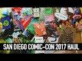 My 2017 San Diego Comic Con Haul #SDCC17