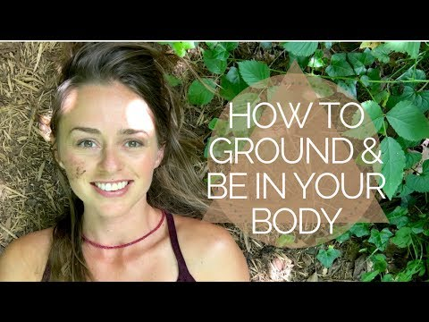 HOW TO GROUND & CONNECT TO EARTH AS A STARSEED | ANCESTRAL ROOTS OF GROUNDING