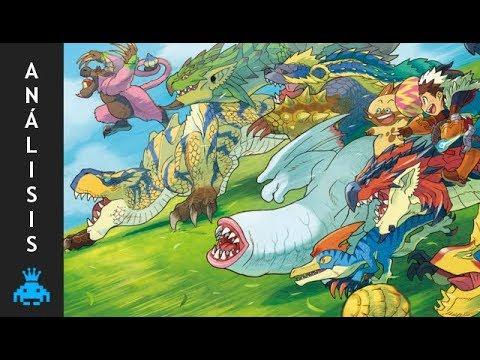 ANÁLISIS - Monster Hunter Stories - ¡Hora de domar bestias!