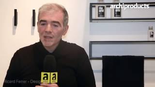 ISH Frankfurt 2017 | COSMIC - Ricard Ferrer talks about the new bathroom collection