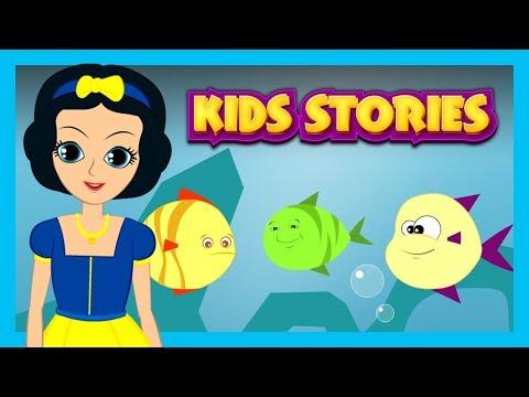 KIDS STORIES - ANIMATED BEDTIME STORY SERIES || KIDS HUT STORIES