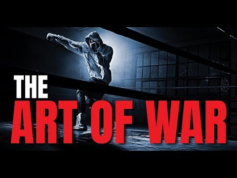 THE ART OF WAR Feat. Billy Alsbrooks (New Powerful Spiritual Motivation HD)