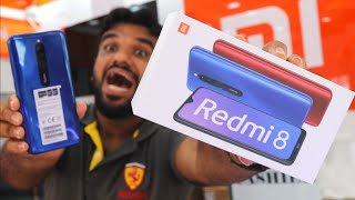 Redmi 8 Unboxing.. Exclusive First Unboxing By Salimbaba..