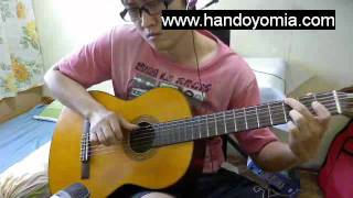 Love Me For A Reason - BoyZone - FingerStyle Guitar Solo