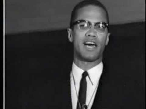 Malcolm X- On Love and Nonviolence
