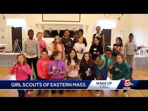 Wake Up Call from Girl Scouts of Eastern Mass.