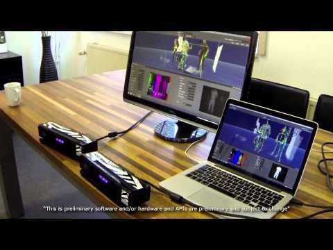 Dual Kinect For Windows V2 - YT